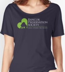Rancor Preservation Society - Brown Women's Relaxed Fit T-Shirt