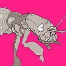 intrepid bug by amika