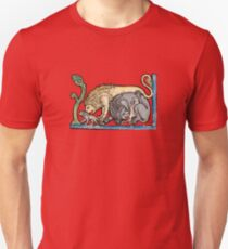 Medieval lions T-Shirt