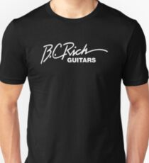B.C. RICH GUITAR Unisex T-Shirt