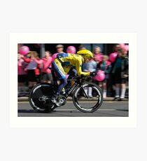 Giro d'Italia - In Belfast Art Print
