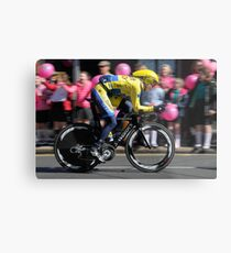 Giro d'Italia - In Belfast Metal Print