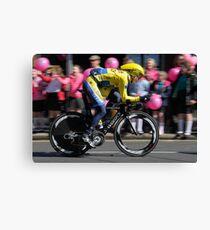 Giro d'Italia - In Belfast Canvas Print