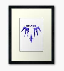 The Chaos Framed Print