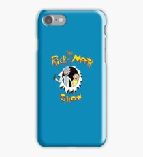 The Rick & Morty Show! iPhone Case/Skin