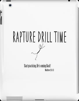 Rapture Drill Time by SHKlevor