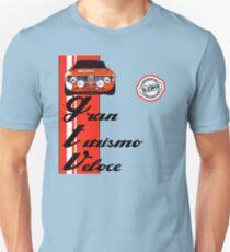 DLEDMV - GTV T-shirt unisexe