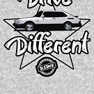 DLEDMV - Drive Different by DLEDMV