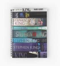 Stephen King HC2 Spiral Notebook