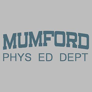Mumford Phys Ed Dept by pentea