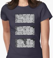 Steel is Theft - Swissvale I (Triple Garage Pack) Women's Fitted T-Shirt