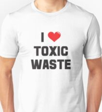 I Heart Toxic Waste T-Shirt
