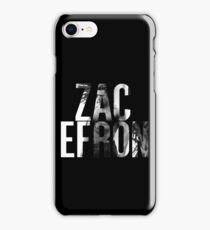 Zac Efron iPhone Case/Skin