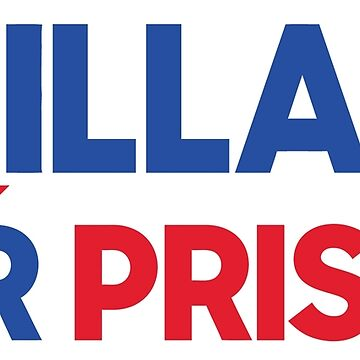 Hillary For Prison by MarcoD