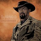 Django Unchained by johnboveri
