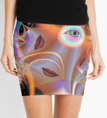 Space Time 249 Mini Skirt
