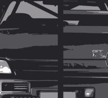 Nissan Skyline R32 JDM Sticker