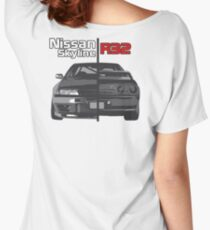 Nissan Skyline R32 JDM Women's Relaxed Fit T-Shirt