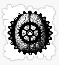Inner workings Sticker