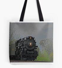 765 train  Tote Bag