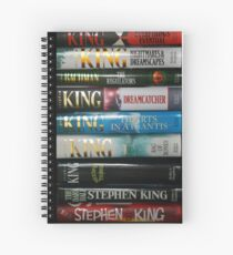 Stephen King HC1 Spiral Notebook