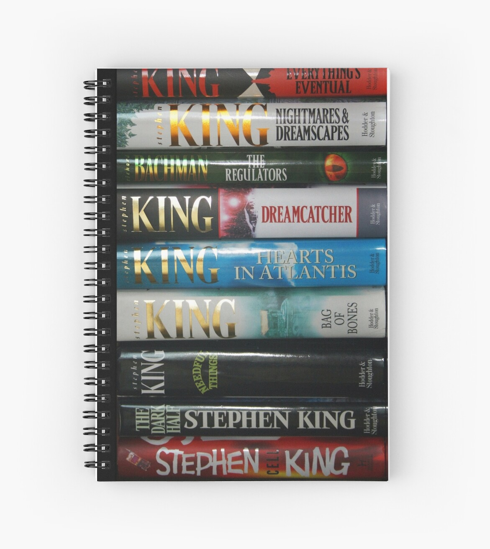 Stephen King HC1 by Kezzarama