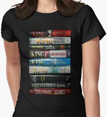 Stephen King HC1 Women's Fitted T-Shirt