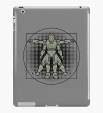 Vitruvian Spartan iPad Case/Skin
