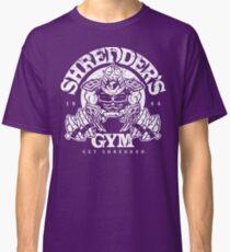 Shredder's Gym Classic T-Shirt