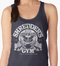 Shredder's Gym Women's Tank Top