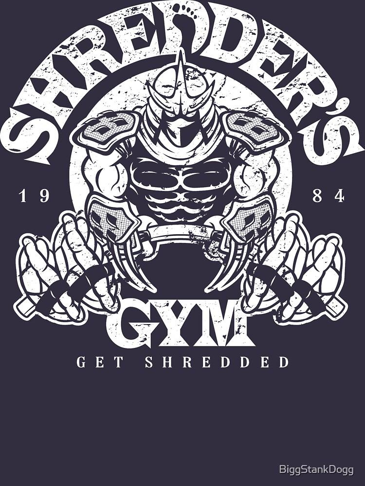Shredder's Gym von BiggStankDogg