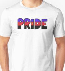 Polyamorous Pride Flag Unisex T-Shirt