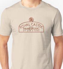 Royal Castle Hamburgers Unisex T-Shirt