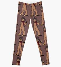 anthro pony Leggings