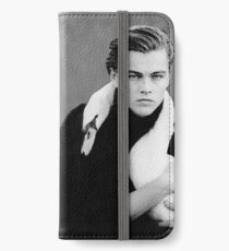 leo and the swan iPhone Wallet/Case/Skin