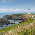 Yaquina Head Lighthouse by Jeff Goulden