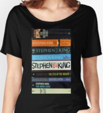Stephen King PB1 Women's Relaxed Fit T-Shirt