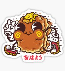 OHAYO Pancake Sticker