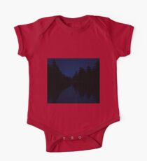 Night Time River Kids Clothes