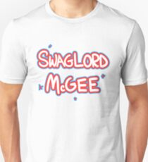 Swaglord McGee shirt Unisex T-Shirt