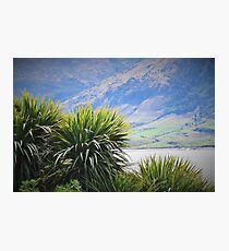Beautiful New Zealand, South Island Photographic Print