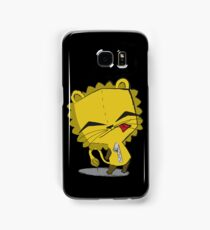 Lion-Gir Samsung Galaxy Case/Skin