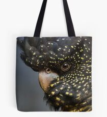 Rad Tail Black Cockatoo - Female Tote Bag