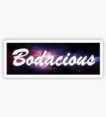 Stellate Bodacious Sticker