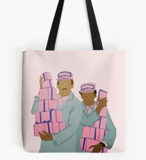 Zero and Gustave Tote Bag