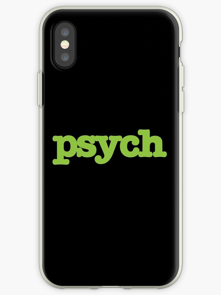 Psych Design by Paulina11016