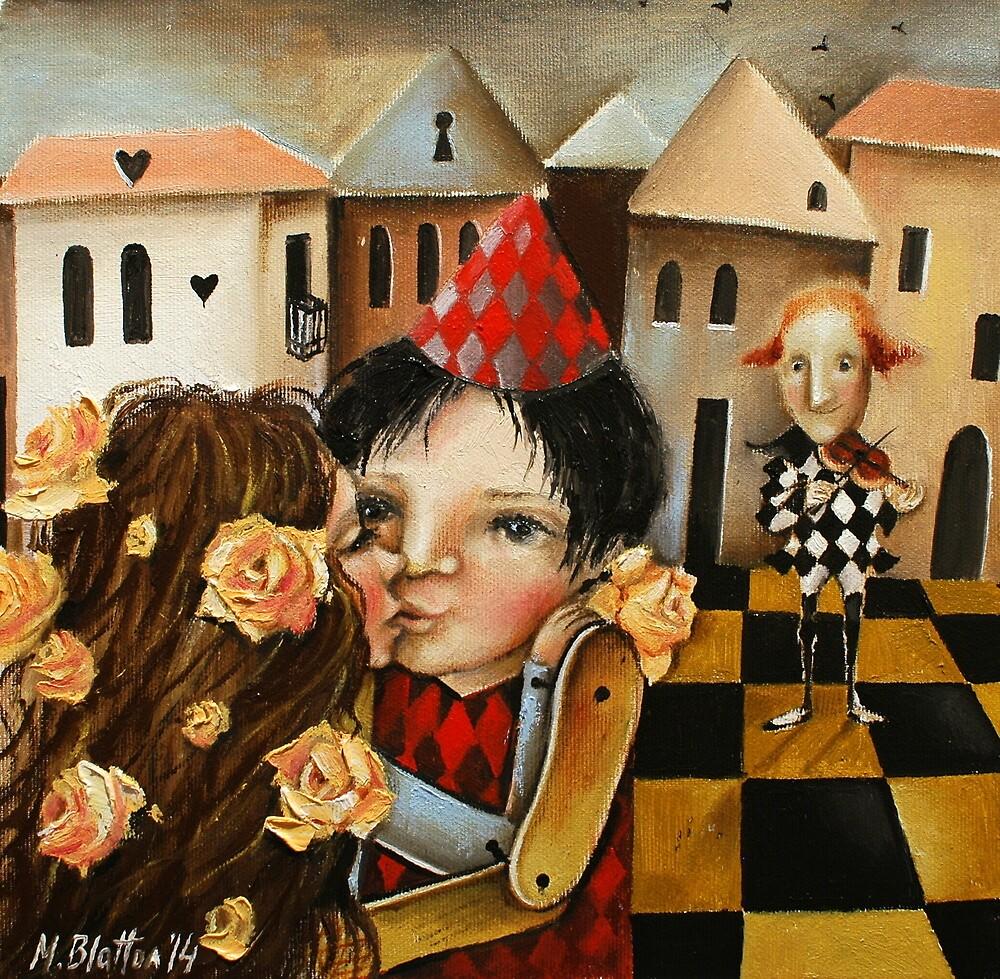 Romeo by Monica Blatton