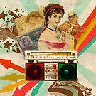 Retro Collection  --  Retro Radio by Elo Marc