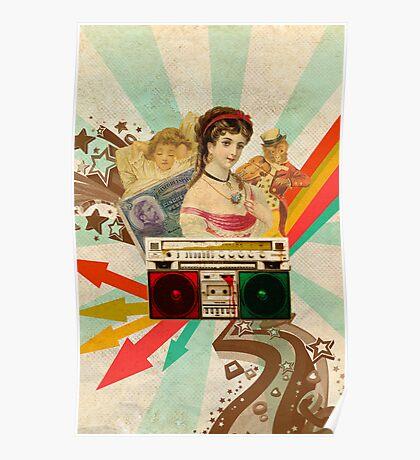 Retro Collection  --  Retro Radio Poster