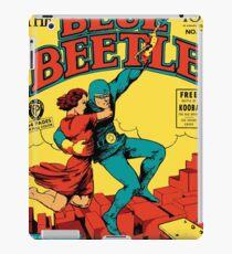 Blue Beetle Comic Cover iPad Case/Skin